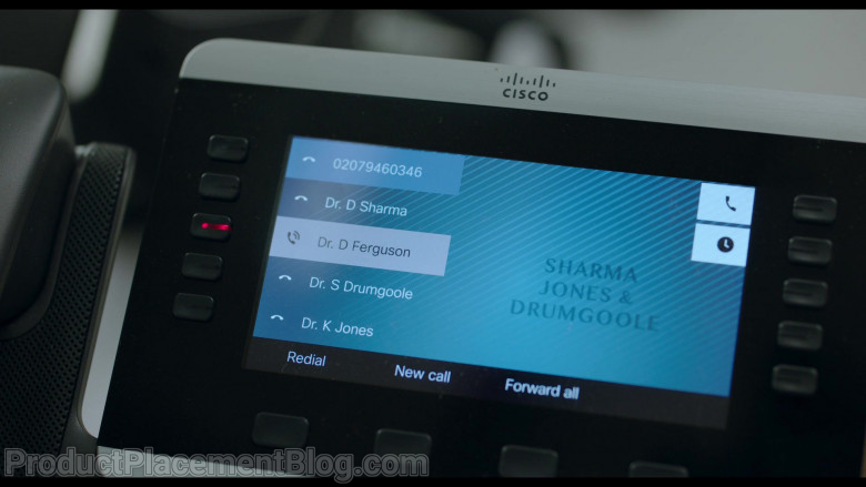 Cisco Phone in Behind Her Eyes S01E03 (1)
