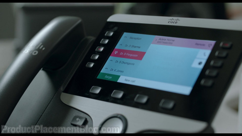 Cisco Phone in Behind Her Eyes S01E03 (2)