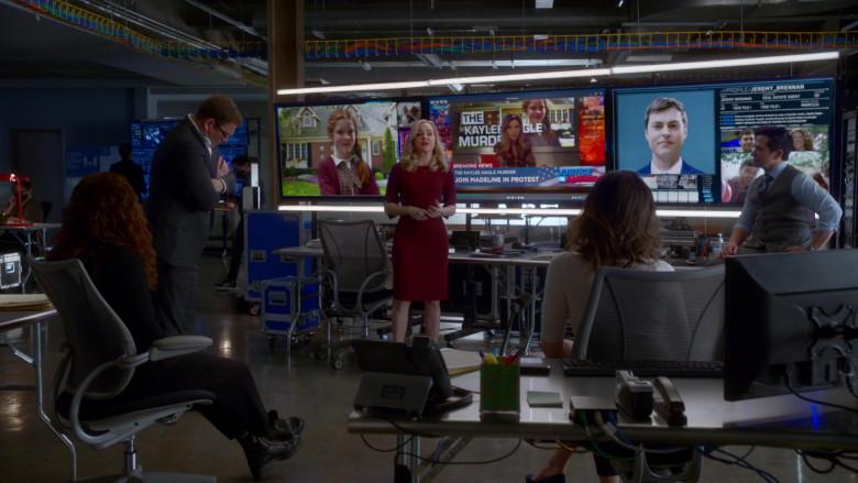 Cisco Phone in Bull S05E09