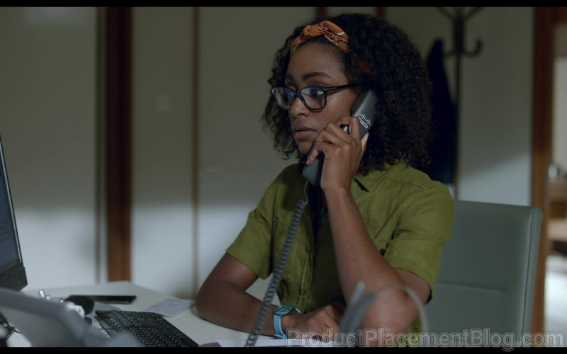 Cisco Systems Telephone Used by Simona Brown as Louise in Behind Her Eyes S01E04 (2)