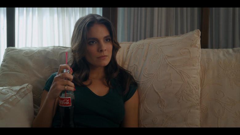 Coca-Cola Classic Soda Bottle of Caitlin Stasey as Jill Shore in Bridge and Tunnel S01E05 TV Show (1)