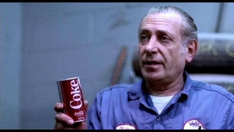 Coca-Cola Coke Soda Can in The French Connection (1971)