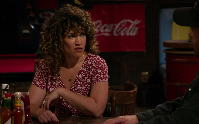 Coca-Cola Soda Poster in The Crew S01E10 No One Likes You. No One. (2021)