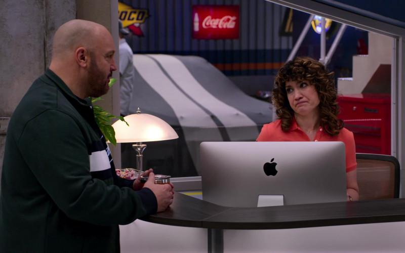 Coca-Cola and Apple iMac in The Crew S01E06 (1)