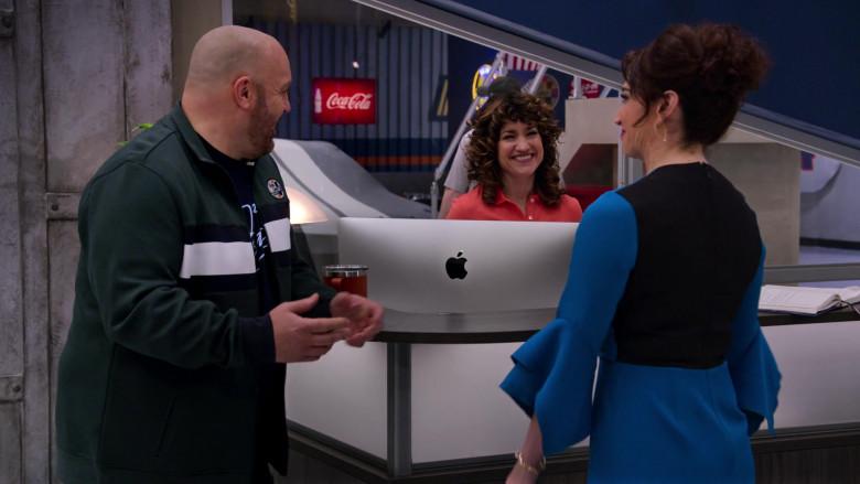 Coca-Cola and Apple iMac in The Crew S01E06 (2)