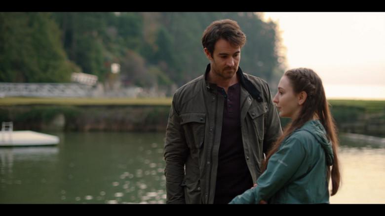 Columbia Women's Jacket of Yael Yurman as Marah Mularkey in Firefly Lane S01E05 (1)