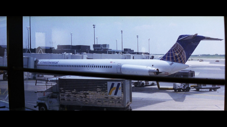 Continental Airlines in Absolute Power (1997)