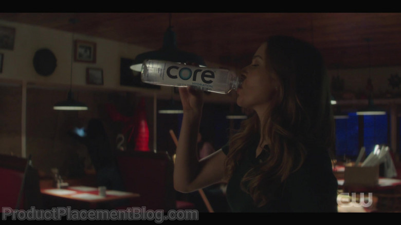 Core Hydration Purified Water of Kennedy McMann in Nancy Drew S02E04 TV Show (1)