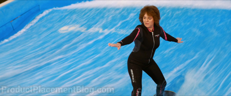 Cressi Lady Front-Zip Full Wetsuit for Water Activities Worn by Annie Mumolo in Barb and Star Go to Vista De
