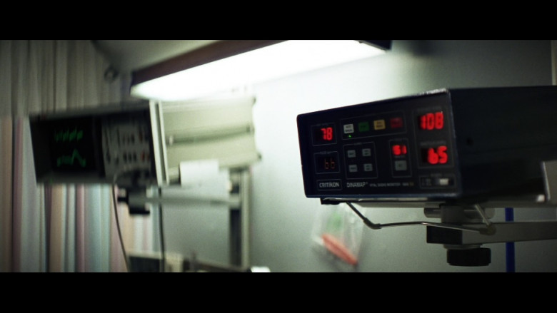 Critikon Medical Device in Absolute Power (1997)