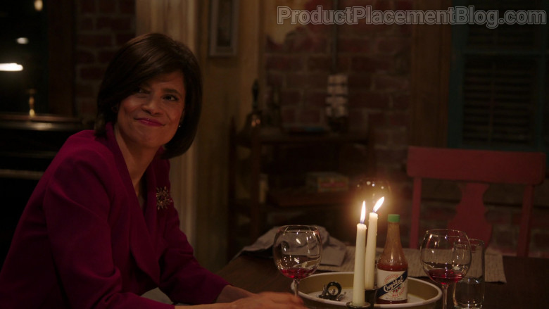 Crystal Hot Sauce in NCIS New Orleans S07E08 Leda and the Swan, Part II (2021)