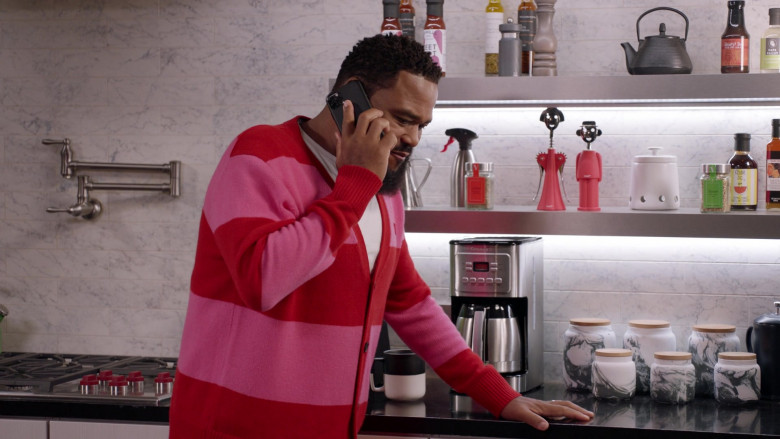 Cuisinart Coffee Machine in Black-ish S07E10 What About Gary (2021)