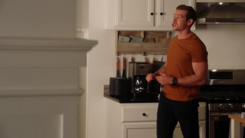 Cuisinart Coffee Maker in 9-1-1 S04E03 TV Show (2)