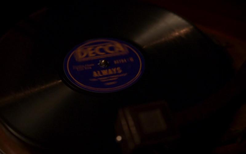 Decca Records in Blithe Spirit Movie (1)