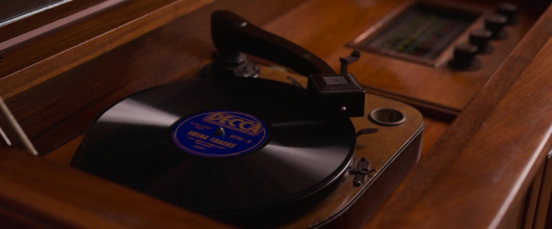 Decca Records in Blithe Spirit Movie (2)