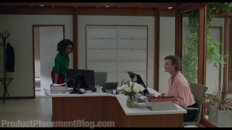 Dell Computer Monitor Used by Simona Brown as Louise in Behind Her Eyes S01E01 (1)