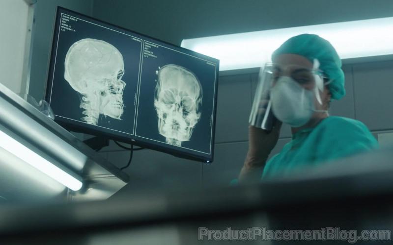 Dell Monitor in Coroner S03E02 In Bloom (2021)