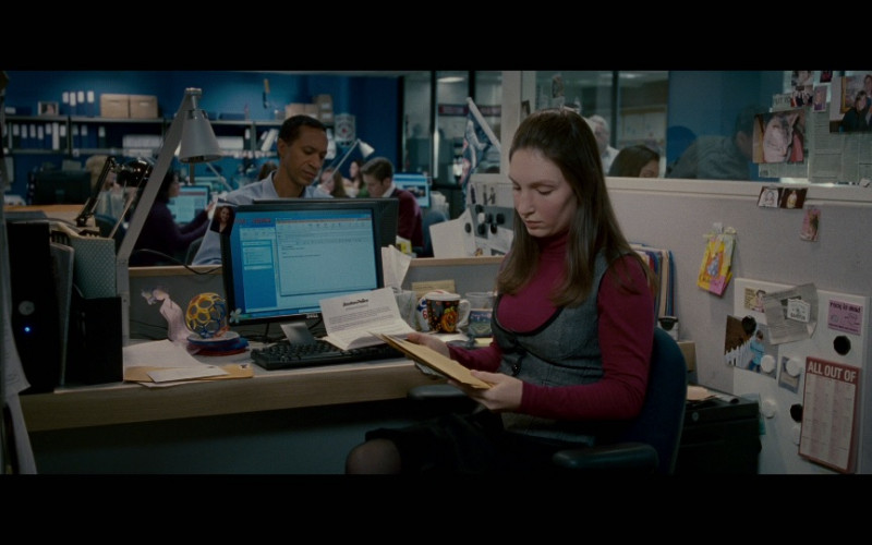Dell Monitor in Edge of Darkness (2010)