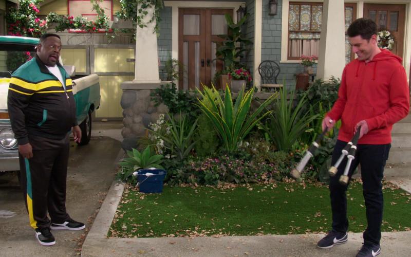 Diadora Men's Sneakers Worn by Cedric the Entertainer (Cedric Antonio Kyles) as Calvin Butler in The Neigh