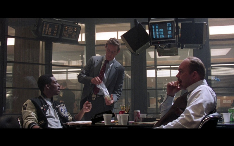 Diet Coke Can in Beverly Hills Cop 2 (1987)
