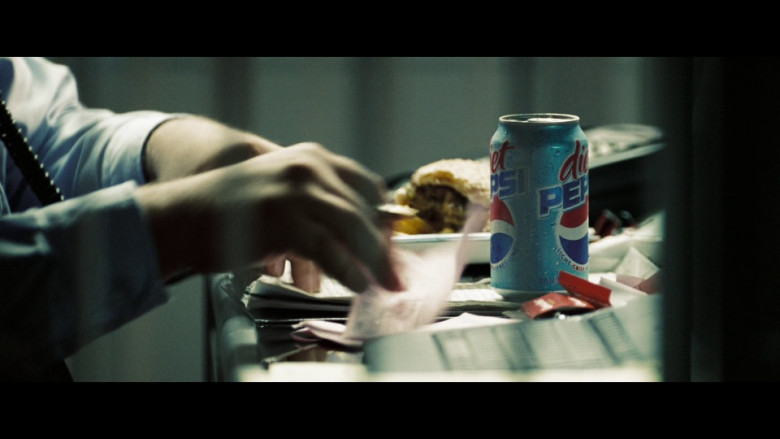 Diet Pepsi Soda Can in Deja Vu (2006)