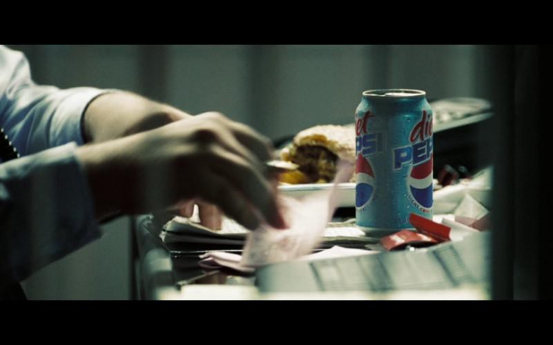 Diet Pepsi Soda Can in Deja Vu (2006)