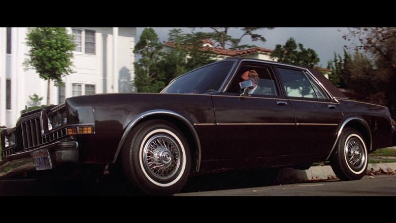 Dodge Diplomat Car in Beverly Hills Cop 2 (1987)