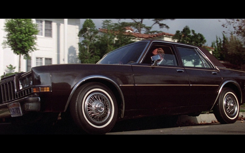 Dodge Diplomat Car in Beverly Hills Cop 2 (1987)