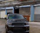 Dodge Durango SRT Black Car in Chicago P.D. S08E07 Instinct...