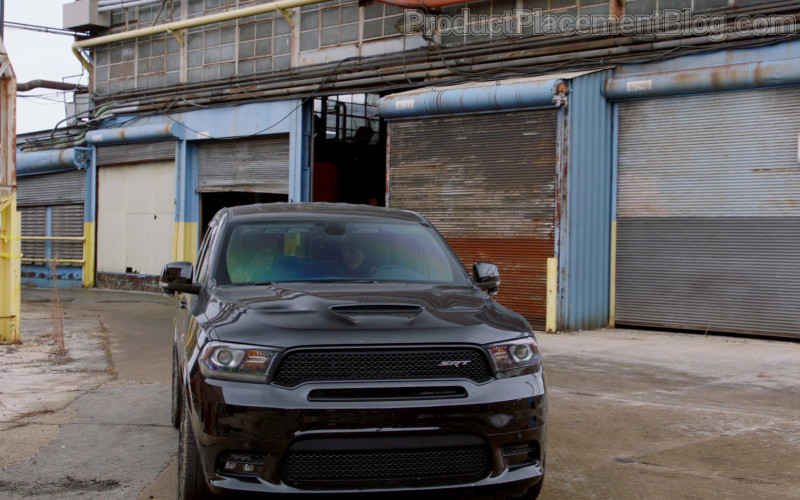 Dodge Durango SRT Black Car in Chicago P.D. S08E07 Instinct (2021)