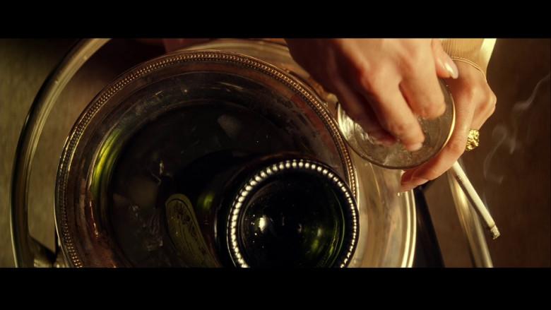 Dom Pérignon Champagne in Swordfish (2001)
