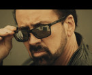 Duco Men's Sunglasses of Nicolas Cage as the Janitor in Will...