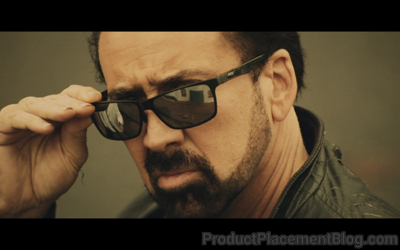 Duco Men's Sunglasses of Nicolas Cage as the Janitor in Willy's Wonderland Movie (1)