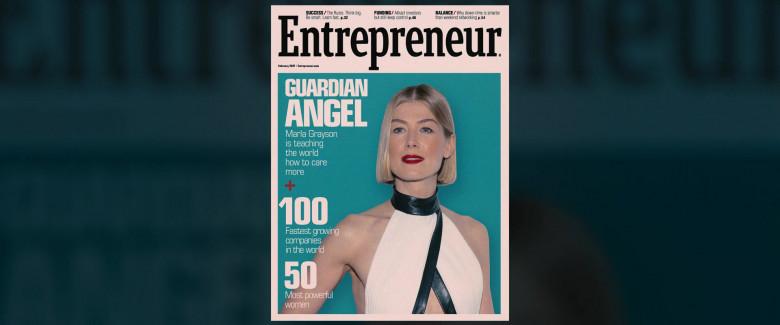 Entrepreneur Magazine in I Care a Lot (2020)