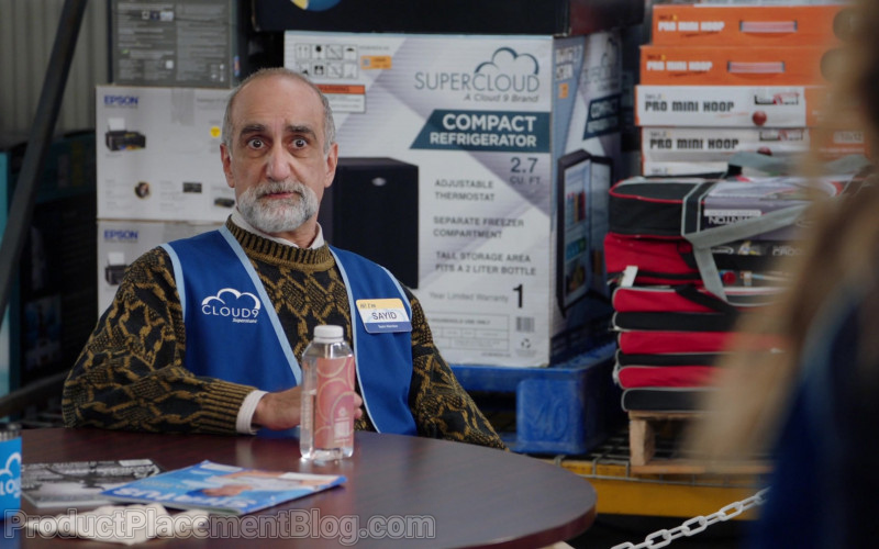 Epson Printers in Superstore S06E09 Conspiracy (2021)