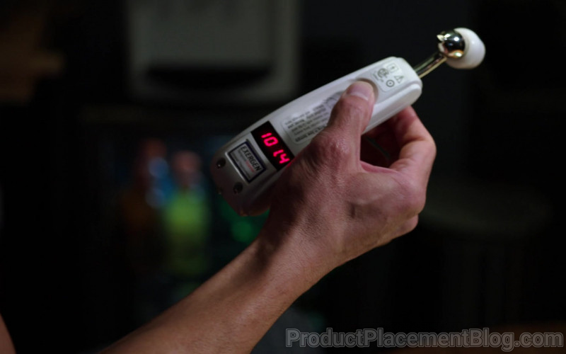 Exergen Temporal Artery Thermometer Used by Brian Tee as LCDR Dr. Ethan Choi in Chicago Med S06E07 Better Is the Enemy of Good (