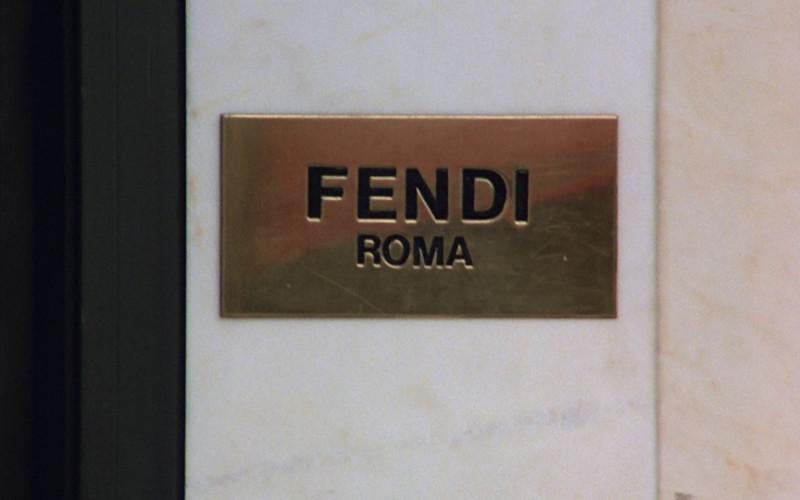 Fendi Roma in Beverly Hills Cop (1984)