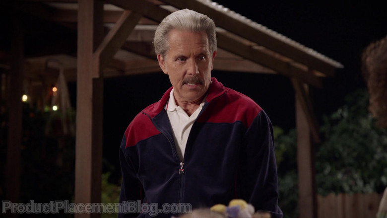 Fila Men's Tracksuit of Gary Cole as Harrison Jackson III in Mixed-ish S02E04 (2)