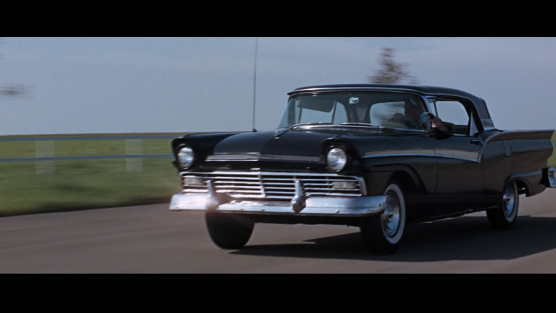 Ford Fairlane 500 Skyliner Car in Thunderball (1965)