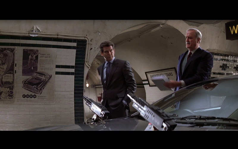 Ford Vintage Poster in Die Another Day (2002)