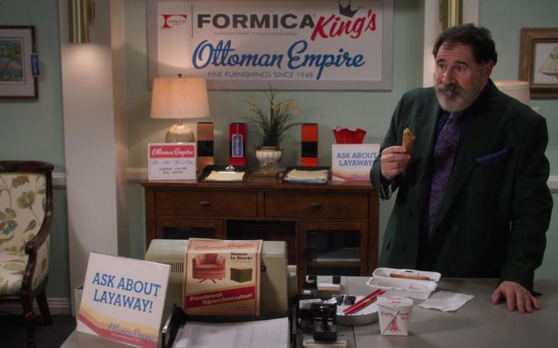 Formica in The Goldbergs S08E12 The Lasagna You Deserve (2021)
