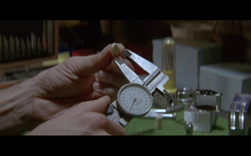 Fowler High Precision in In the Line of Fire (1993)