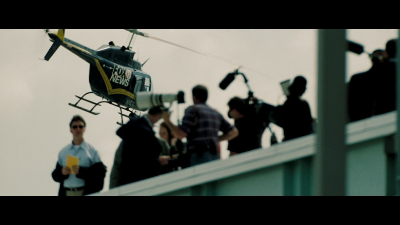 Fox News Helicopter in Deja Vu (2006)