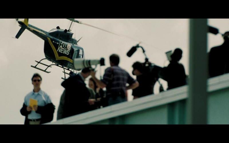 Fox News Helicopter in Deja Vu (2006)