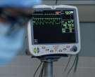 GE DASH 5000 Patient Monitor in Magnum P.I. S03E08 Someone ...