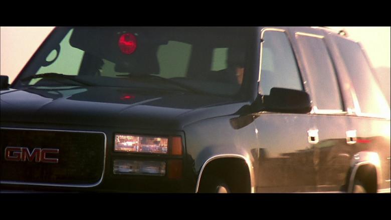 GMC Yukon Car in FaceOff (1997)