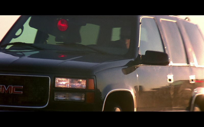 GMC Yukon Car in FaceOff (1997)