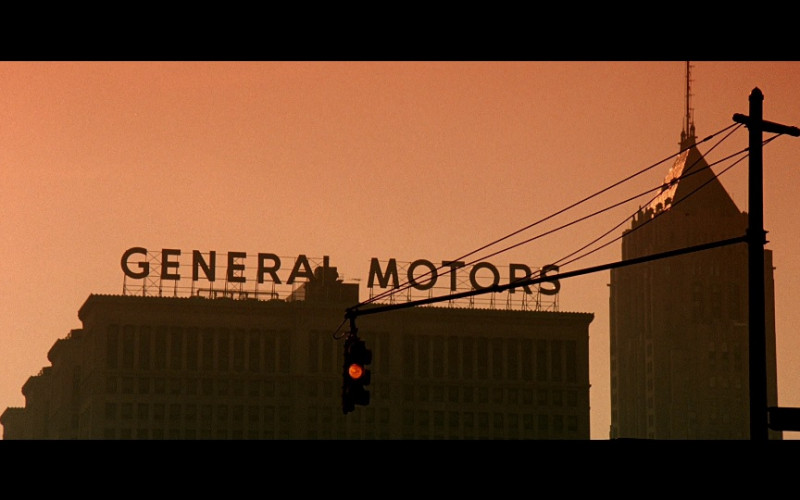 General Motors in Beverly Hills Cop 2 (1987)