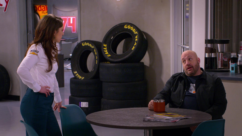 GoodYear Eagle Tires in The Crew S01E02