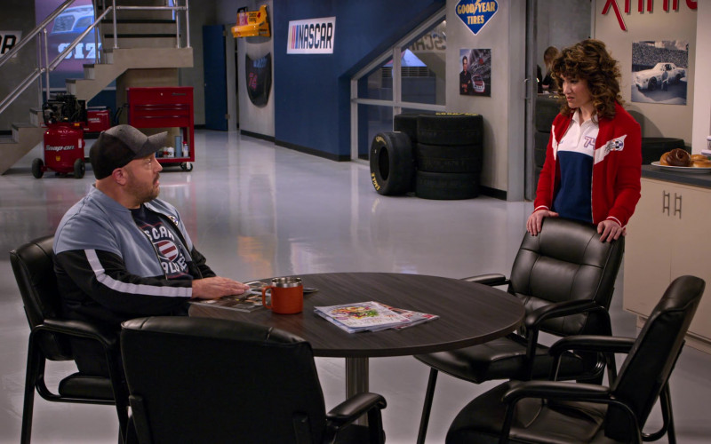 GoodYear Tires in The Crew S01E05